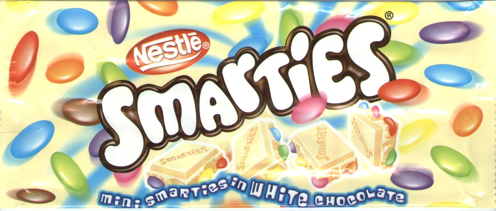 Other Smarties Wrappers Smarties Box Design